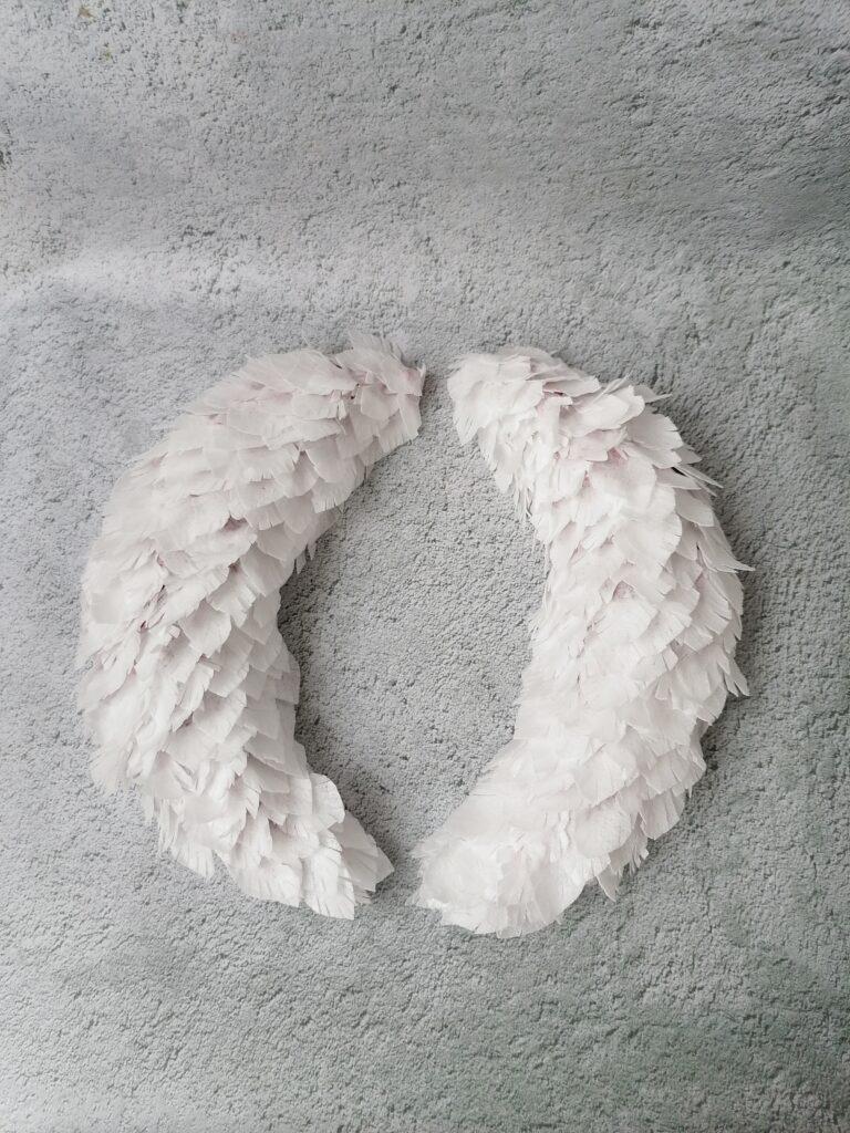 Объемные крылья